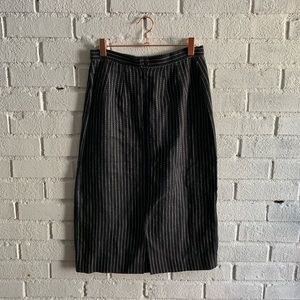 Vintage Anne Klein pencil skirt size 6
